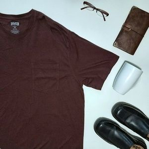 Duluth Trading Co. Long Tail Tee